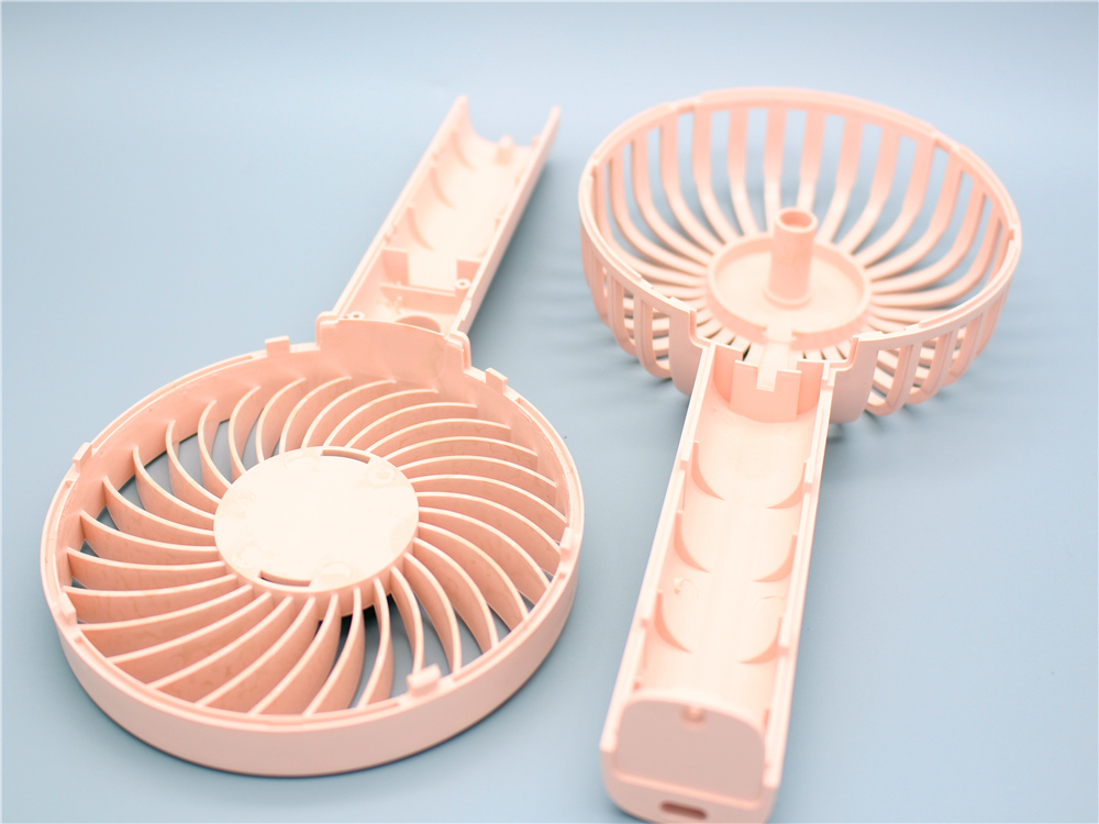 Handheld fan Shell plastic parts