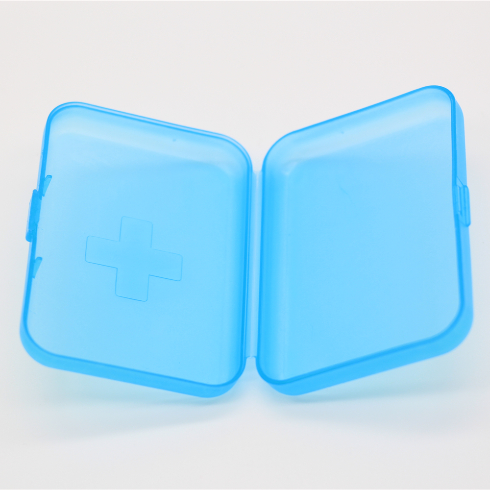 Custom plastic pill box cover