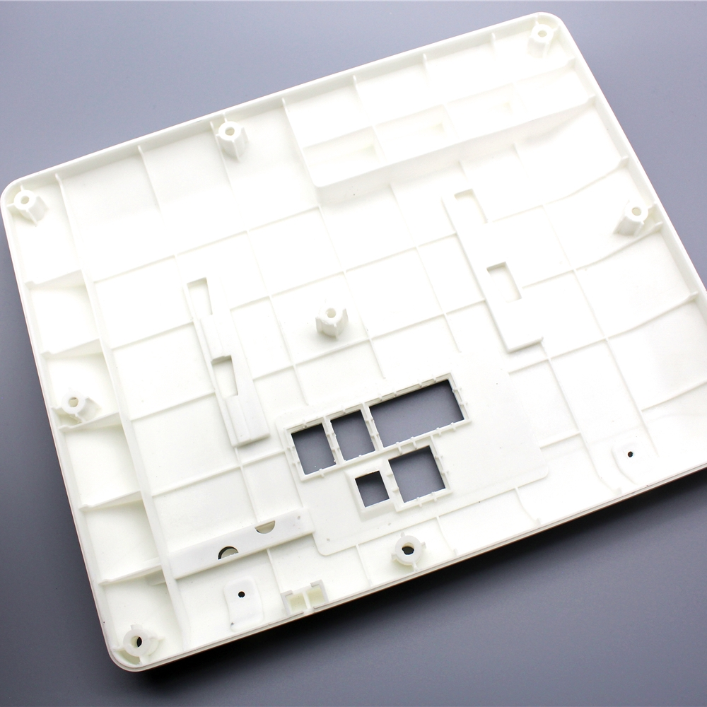 China Transparent Plastic Mold Injection Molding Parts Shell Manufacturer