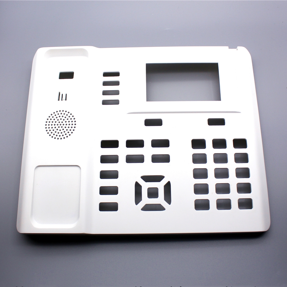Customized Plastic Shell Of PC Secondary Injection Telephone
